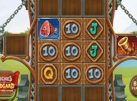 Riches of Midgard: Land and Expand Slot