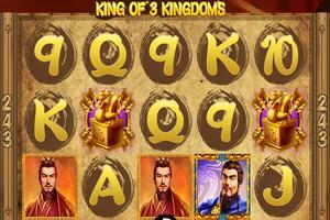 King of 3 Kingdoms Slot