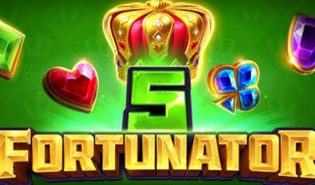 Playson Releases Fortunator 5